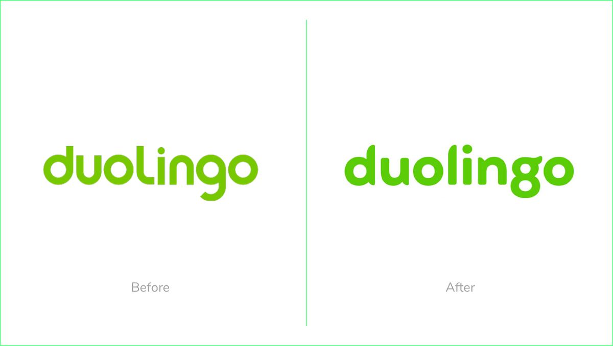 duolingo rebrand 2019