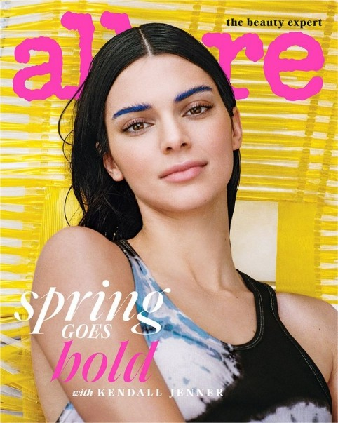 Allure 2019 cover