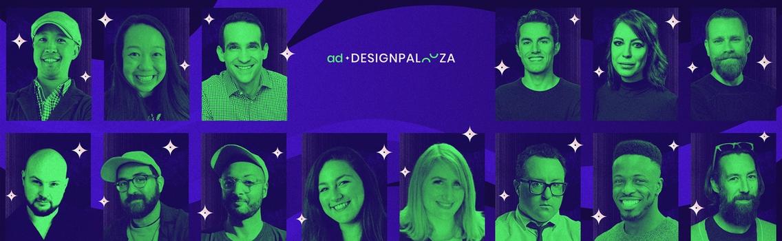 Ad Designpalooza recap