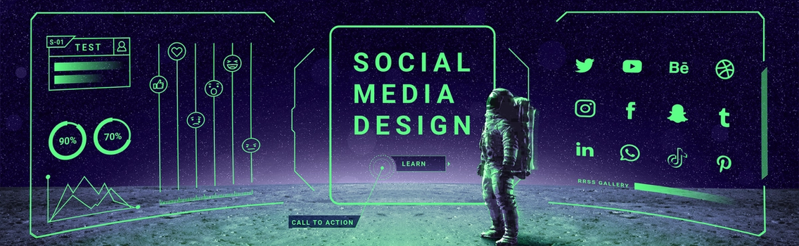 Social Media Graphics Tips and Examples