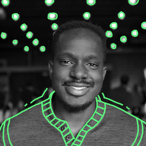 Adekunle Oduye, Senior UX Engineer at Mailchimp