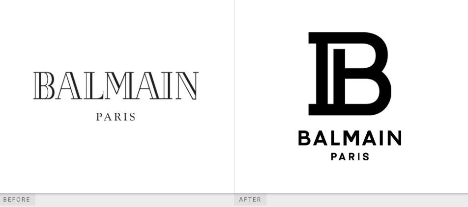 Balmain Paris logo