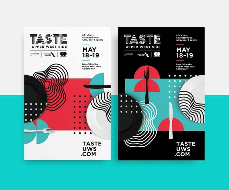 Taste Food Festival poster