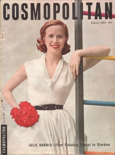 Cosmopolitan 1950 cover