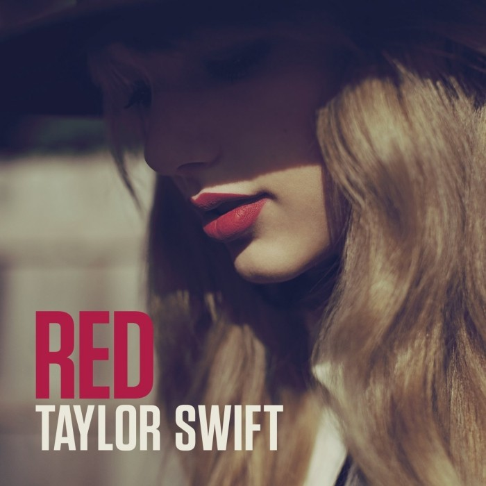 Taylor Swift Cover Album, 2012, Red