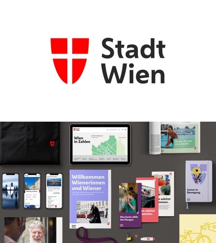 Vienna branding