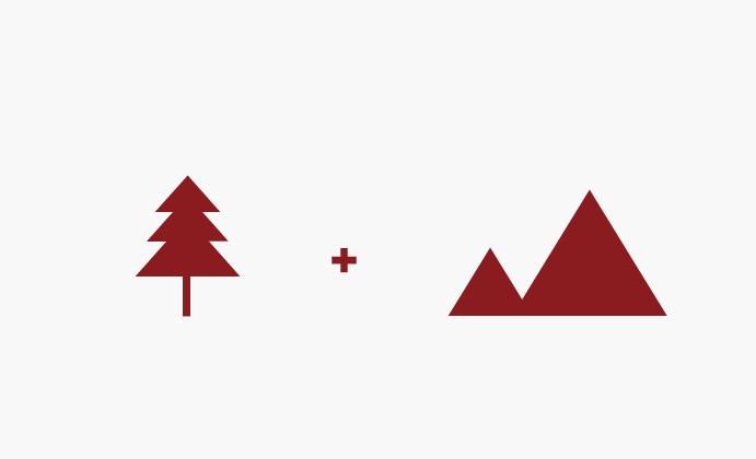 Montana Wilderness Association logo inspiration