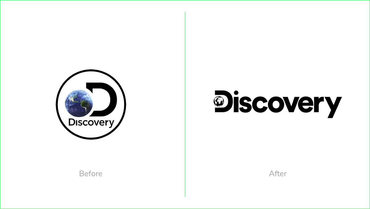 Discovery Channel logo 2019