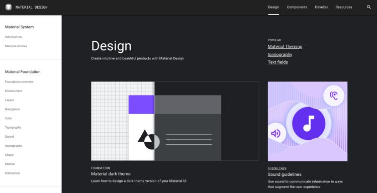 Google - Material Design