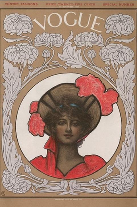 Vogue 1900 cover