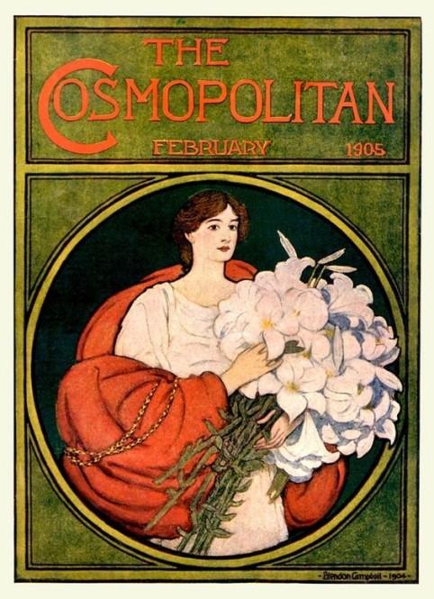 Cosmopolitan 1900 cover