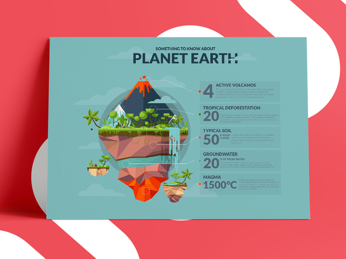 Illustration & Infographic Design