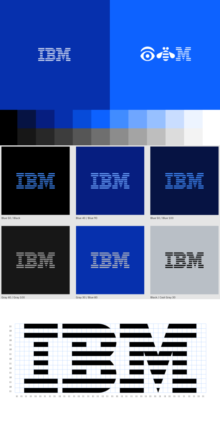 IBM brand style guide