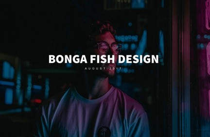 Bonga Fish Design
