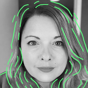 Amy Thibodeau, Director of UX platform and UX ops at Shopify