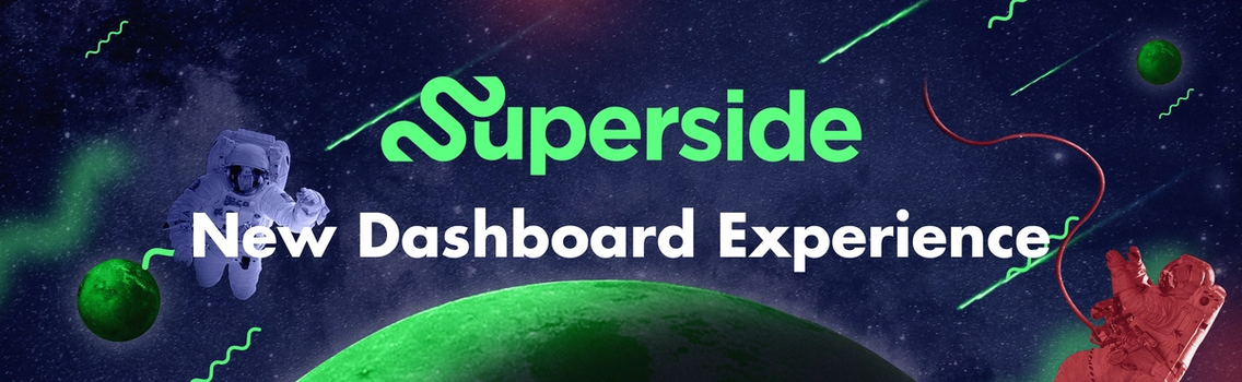 Superside Dashboard Update