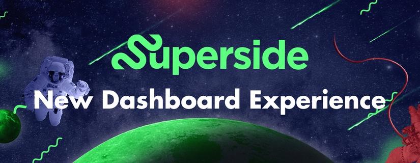 Superside Dashboard Update