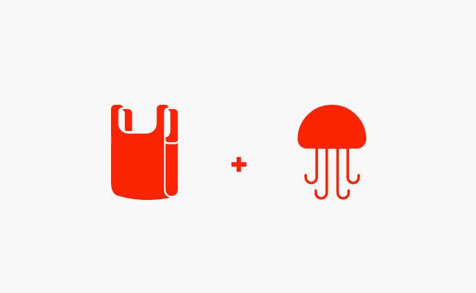 Plastic Change logo design inspiration