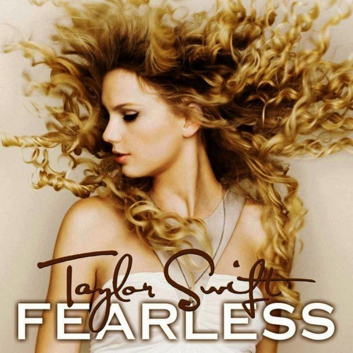 Taylor Swift Cover Album, 2008, Fearless
