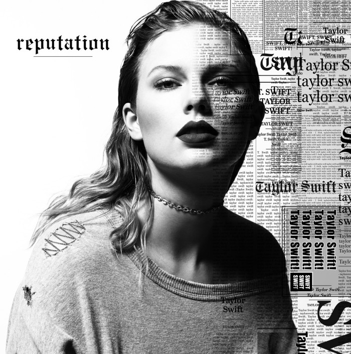 Taylor Swift Cover Album, 2017, Reputation