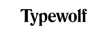 Typewolf logo