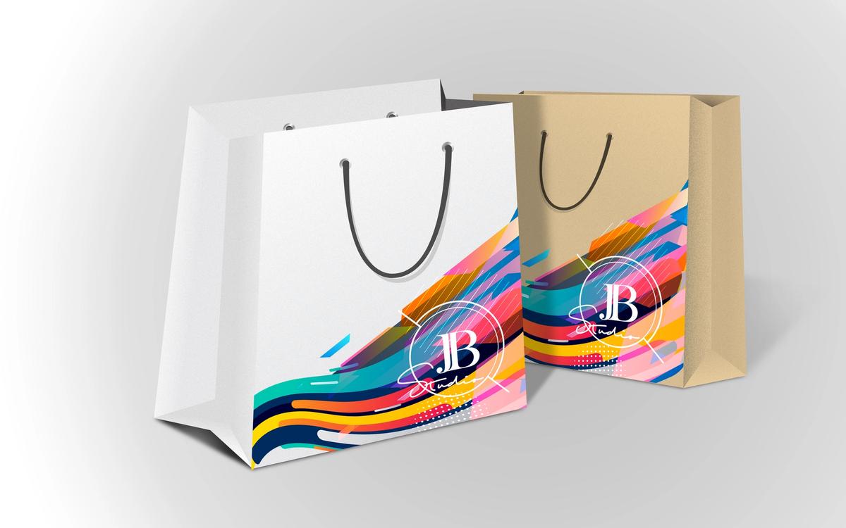 Shopping Bag Packaging