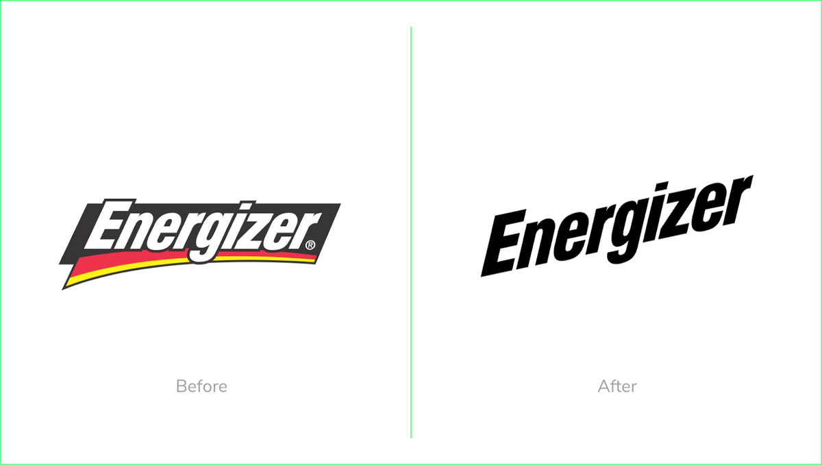 Energizer new logo from 2019 rebrand