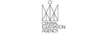 Central Illustration Agency logo