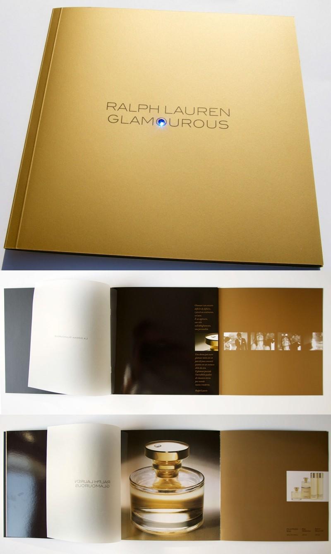 Ralph Lauren brochure