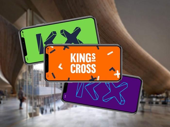 King's Cross branding