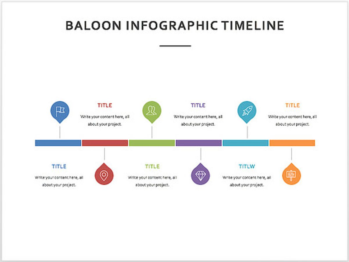 25 Free Timeline Templates In Ppt Word Excel Psd