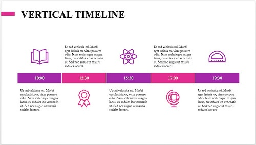 15 Best Timeline Templates Free Editable Custom Designs