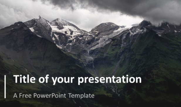 50 free powerpoint template resources updated 2018 presentationgo template example presentation go is the free powerpoint toneelgroepblik Gallery