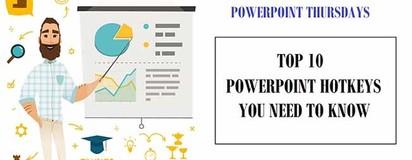 PowerPoint Hotkeys Tutorial  to Maximize Productivity