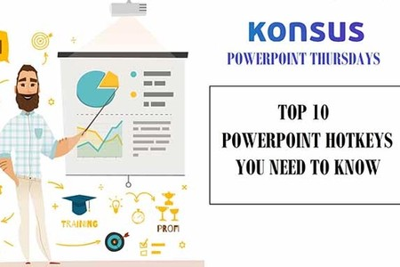 PowerPoint Hotkeys Tutorial  to Maximize Productivity