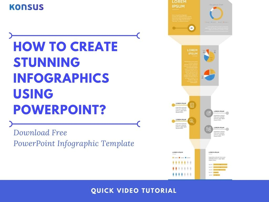 How To Make An Infographic In PowerPoint? Free Infographic ...