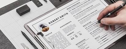 15+ Infographic Resume Ideas