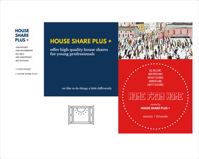 House Share Plus