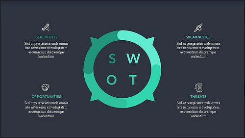 Preview of SWOT Analysis Template 6