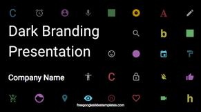 Dark Branding