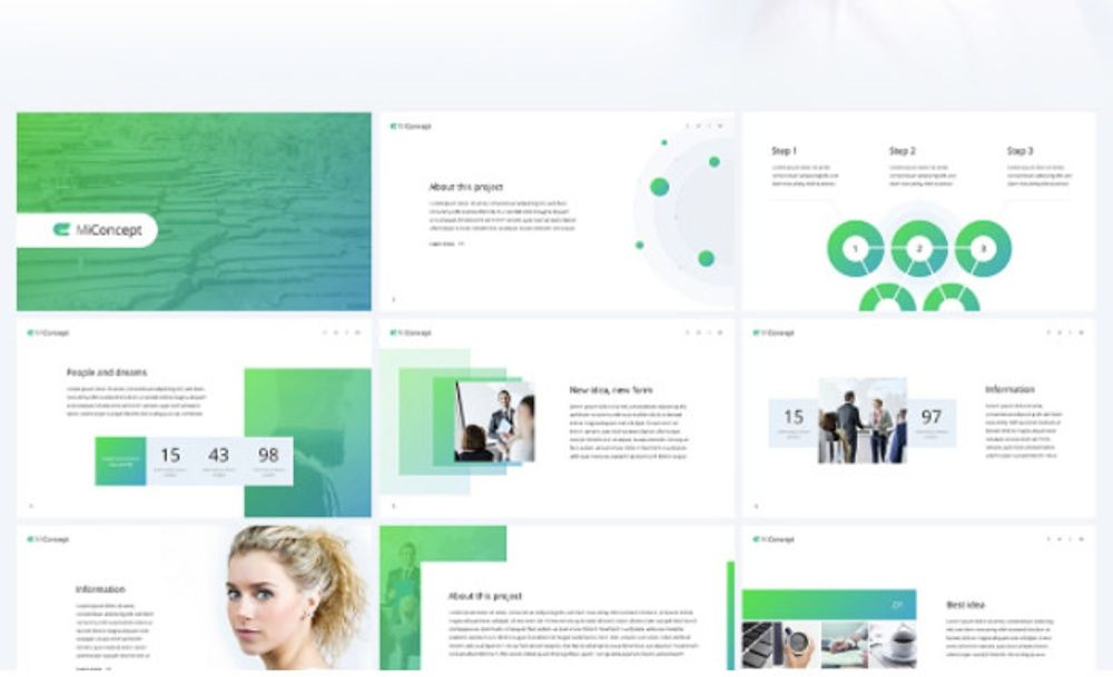 Site2MAX template example