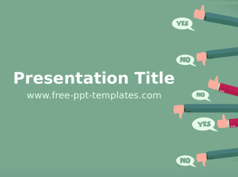 Free PowerPoint Templates template example