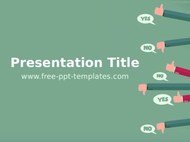 Free powerpoint templates 50 best sites to download free powerpoint template categorizes its templates in medical business and abstract categories you can quickly get a presentation made with one of these toneelgroepblik Gallery