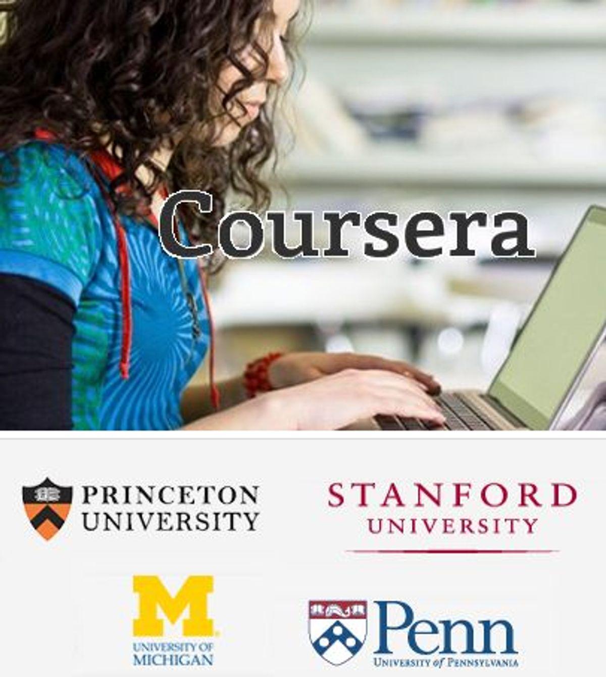 Toma la Especialización en Diseño Gráfico Coursera.