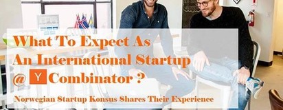 What to Expect as an International Founder at Y Combinator