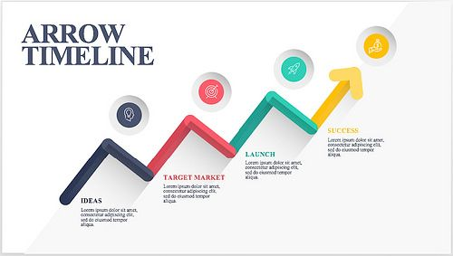Best Timeline Templates Free Editable Custom Designs - Timeline design template