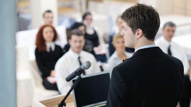 Dismissing audience's interest