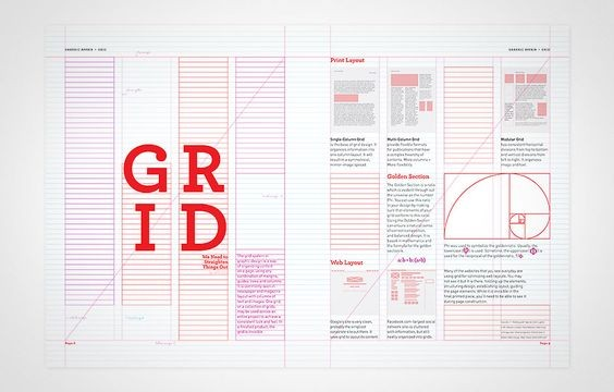 Experiment With Different Kinds Of Grids