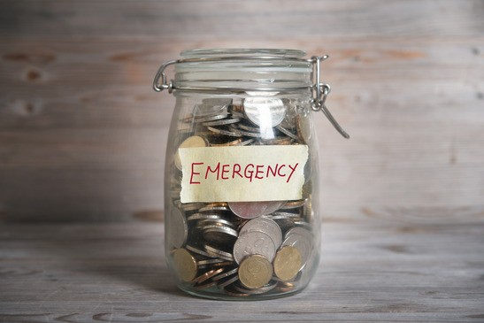 Set up emergency funds