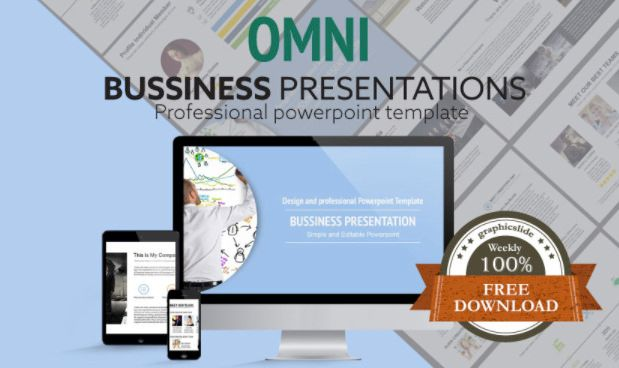 Free powerpoint templates 50 best sites to download graphic slide has professional powerpoint templates with multiple pages the slides make it easy to get a beautiful presentation without starting from toneelgroepblik
